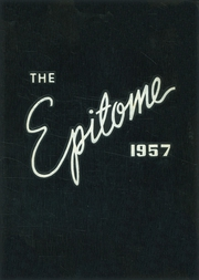 Page 1, 1957 Edition, Northwood School - Epitome Yearbook (Lake Placid, NY) online yearbook collection
