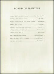 Page 10, 1957 Edition, Northwood School - Epitome Yearbook (Lake Placid, NY) online yearbook collection