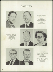 Page 12, 1957 Edition, Northwood School - Epitome Yearbook (Lake Placid, NY) online yearbook collection