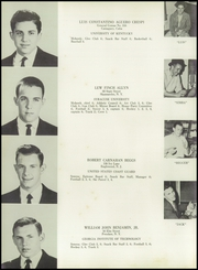 Page 16, 1957 Edition, Northwood School - Epitome Yearbook (Lake Placid, NY) online yearbook collection
