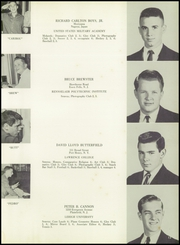 Page 17, 1957 Edition, Northwood School - Epitome Yearbook (Lake Placid, NY) online yearbook collection