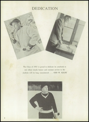Page 6, 1957 Edition, Northwood School - Epitome Yearbook (Lake Placid, NY) online yearbook collection