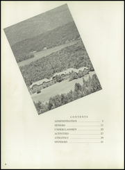 Page 8, 1957 Edition, Northwood School - Epitome Yearbook (Lake Placid, NY) online yearbook collection