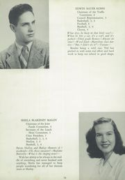 Page 18, 1947 Edition, Harley School - Comet Yearbook (Rochester, NY) online yearbook collection