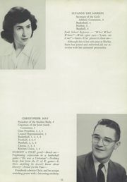 Page 19, 1947 Edition, Harley School - Comet Yearbook (Rochester, NY) online yearbook collection