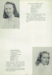Page 20, 1947 Edition, Harley School - Comet Yearbook (Rochester, NY) online yearbook collection