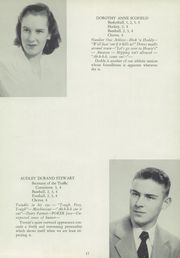 Page 21, 1947 Edition, Harley School - Comet Yearbook (Rochester, NY) online yearbook collection