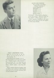 Page 22, 1947 Edition, Harley School - Comet Yearbook (Rochester, NY) online yearbook collection