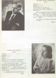Page 14, 1949 Edition, Harley School - Comet Yearbook (Rochester, NY) online yearbook collection