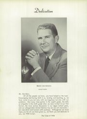 Page 6, 1954 Edition, Harley School - Comet Yearbook (Rochester, NY) online yearbook collection