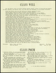 Page 15, 1951 Edition, Clifton Springs High School - Cliftonian Yearbook (Clifton Springs, NY) online yearbook collection