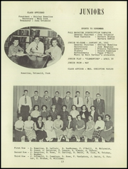 Page 17, 1951 Edition, Clifton Springs High School - Cliftonian Yearbook (Clifton Springs, NY) online yearbook collection