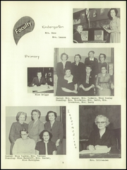Page 13, 1954 Edition, Clifton Springs High School - Cliftonian Yearbook (Clifton Springs, NY) online yearbook collection