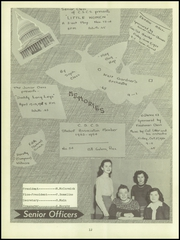Page 16, 1954 Edition, Clifton Springs High School - Cliftonian Yearbook (Clifton Springs, NY) online yearbook collection