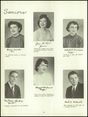 Page 18, 1954 Edition, Clifton Springs High School - Cliftonian Yearbook (Clifton Springs, NY) online yearbook collection