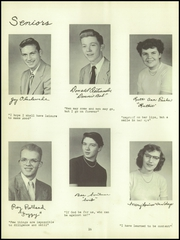 Page 20, 1954 Edition, Clifton Springs High School - Cliftonian Yearbook (Clifton Springs, NY) online yearbook collection