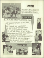 Page 21, 1954 Edition, Clifton Springs High School - Cliftonian Yearbook (Clifton Springs, NY) online yearbook collection
