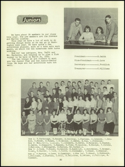 Page 24, 1954 Edition, Clifton Springs High School - Cliftonian Yearbook (Clifton Springs, NY) online yearbook collection