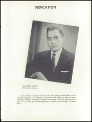 Page 7, 1955 Edition, Clifton Springs High School - Cliftonian Yearbook (Clifton Springs, NY) online yearbook collection