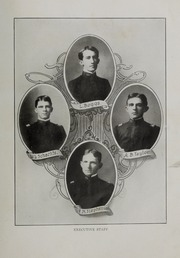 Page 15, 1907 Edition, Clemson University - Taps Yearbook (Clemson, SC) online yearbook collection
