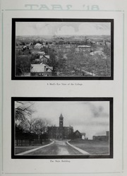 Page 11, 1918 Edition, Clemson University - Taps Yearbook (Clemson, SC) online yearbook collection