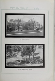 Page 13, 1918 Edition, Clemson University - Taps Yearbook (Clemson, SC) online yearbook collection