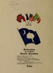 Page 8, 1918 Edition, Clemson University - Taps Yearbook (Clemson, SC) online yearbook collection