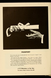 Page 552, 1965 Edition, Clemson University - Taps Yearbook (Clemson, SC) online yearbook collection