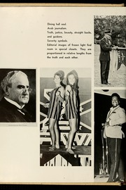 Page 34, 1969 Edition, Clemson University - Taps Yearbook (Clemson, SC) online yearbook collection