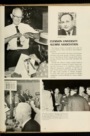 Page 371, 1969 Edition, Clemson University - Taps Yearbook (Clemson, SC) online yearbook collection