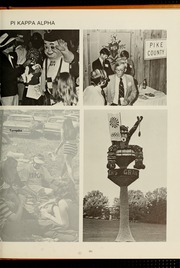 Page 287, 1973 Edition, Clemson University - Taps Yearbook (Clemson, SC) online yearbook collection