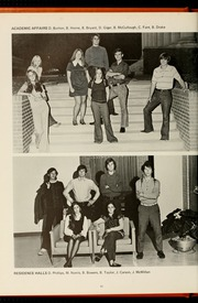 Page 84, 1973 Edition, Clemson University - Taps Yearbook (Clemson, SC) online yearbook collection
