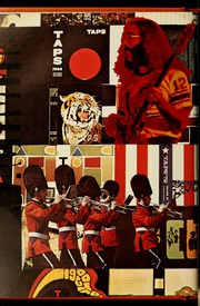 Page 88, 1973 Edition, Clemson University - Taps Yearbook (Clemson, SC) online yearbook collection