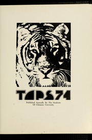 Page 7, 1974 Edition, Clemson University - Taps Yearbook (Clemson, SC) online yearbook collection