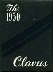 1950 Edition, Allendale Columbia High School - Clavus Yearbook (Rochester, NY)