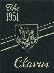 1951 Edition, Allendale Columbia High School - Clavus Yearbook (Rochester, NY)