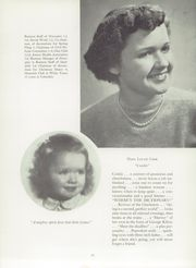 Page 17, 1952 Edition, Allendale Columbia High School - Clavus Yearbook (Rochester, NY) online yearbook collection