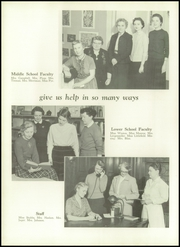 Page 10, 1959 Edition, Allendale Columbia High School - Clavus Yearbook (Rochester, NY) online yearbook collection