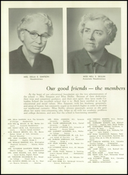 Page 8, 1959 Edition, Allendale Columbia High School - Clavus Yearbook (Rochester, NY) online yearbook collection