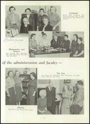 Page 9, 1959 Edition, Allendale Columbia High School - Clavus Yearbook (Rochester, NY) online yearbook collection