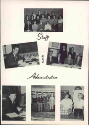 Page 11, 1952 Edition, Jefferson Central High School - Jeffersonian Yearbook (Jefferson, NY) online yearbook collection