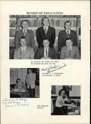 Page 10, 1957 Edition, Jefferson Central High School - Jeffersonian Yearbook (Jefferson, NY) online yearbook collection
