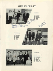 Page 11, 1957 Edition, Jefferson Central High School - Jeffersonian Yearbook (Jefferson, NY) online yearbook collection