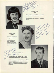 Page 14, 1957 Edition, Jefferson Central High School - Jeffersonian Yearbook (Jefferson, NY) online yearbook collection