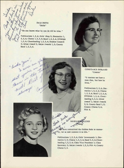 Page 15, 1957 Edition, Jefferson Central High School - Jeffersonian Yearbook (Jefferson, NY) online yearbook collection