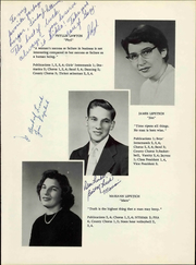 Page 17, 1957 Edition, Jefferson Central High School - Jeffersonian Yearbook (Jefferson, NY) online yearbook collection