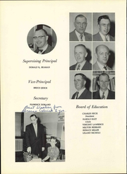 Page 10, 1958 Edition, Jefferson Central High School - Jeffersonian Yearbook (Jefferson, NY) online yearbook collection