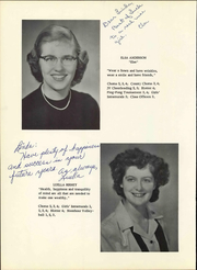 Page 14, 1958 Edition, Jefferson Central High School - Jeffersonian Yearbook (Jefferson, NY) online yearbook collection
