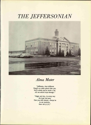 Page 7, 1958 Edition, Jefferson Central High School - Jeffersonian Yearbook (Jefferson, NY) online yearbook collection
