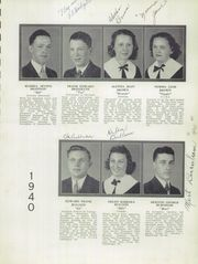 Page 17, 1940 Edition, East Syracuse High School - Per Annos Yearbook (East Syracuse, NY) online yearbook collection